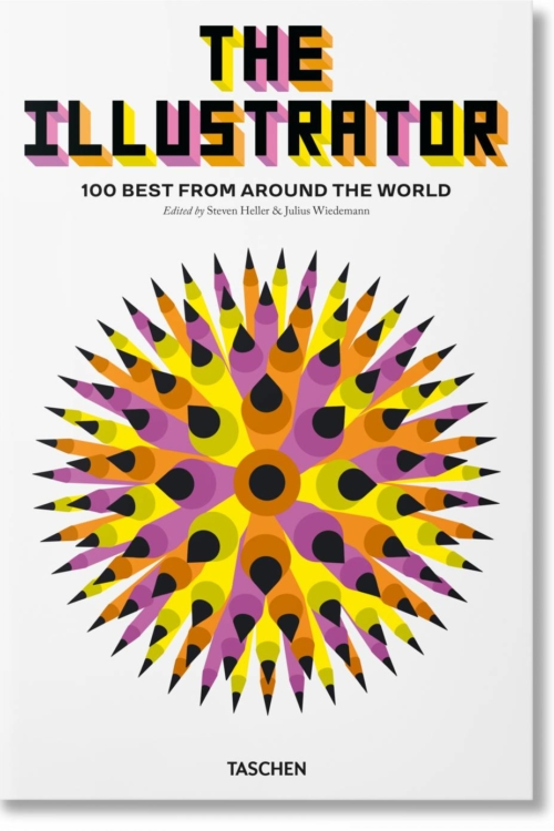 ILLUSTRATOR 100 BEST FROM AROUND THE WORLD THE (ES..