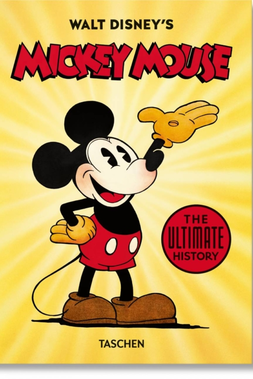 WALT DISNEYS MICKEY MOUSE THE ULTIMATE HIST