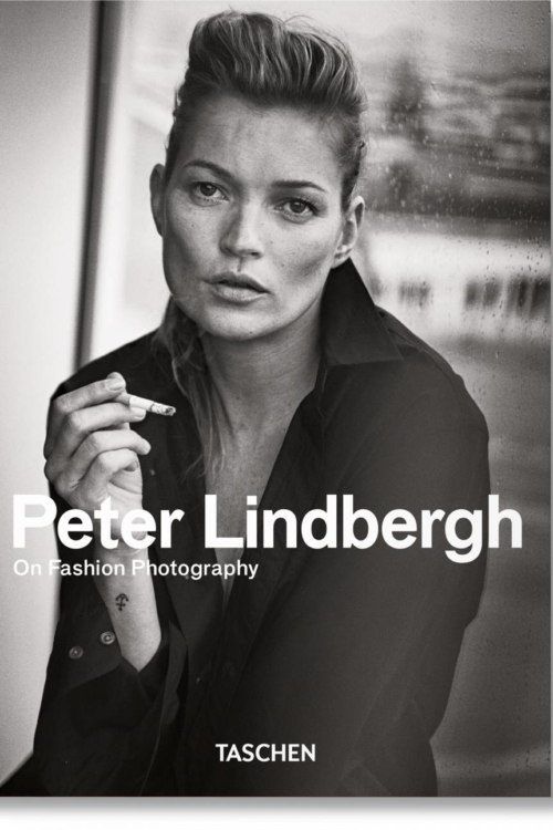 PETER LINDBERGH ON FASHION PHOTOGRAPHY 40 Y