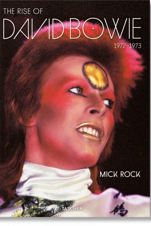 MICK ROCK THE RISE OF DAVID BOWIE