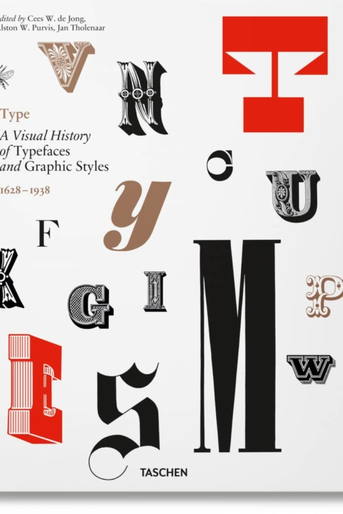 TYPE VISUAL HISTORY OF TYPEFACES GRAPHICS STYLES