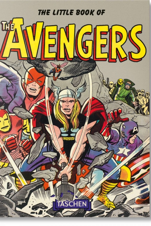 LITTLE BOOK OF THE AVENGERS