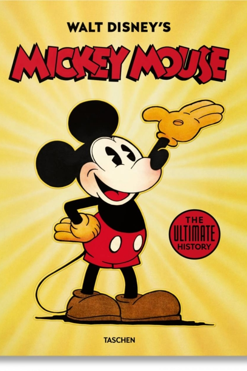 WALT DISNEY´S MICKEY MOUSE THE ULTIMATE HISTORY